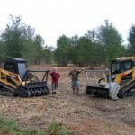 Right of Way Land Clearing Tomball TX