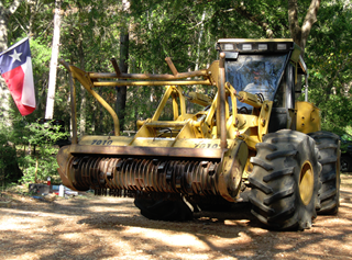 Home Page - Whitehead Enviornmental Land Clearing | Houston TX